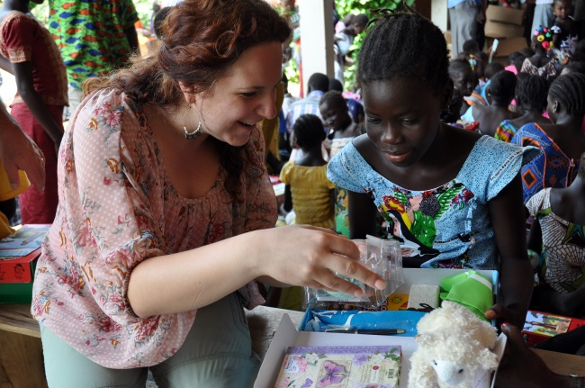 Canadian Operation Christmas Child Shoebox Recipient Shares Her ...