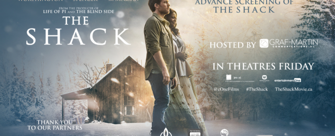 The Shack Ministry Partners in Canada
