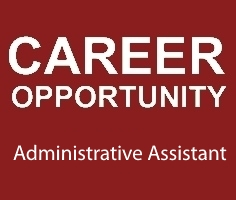 CAREER_OPPORTUNITY-admin assistant