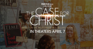 Week In Reviews: Case For Christ In Theatres Today!