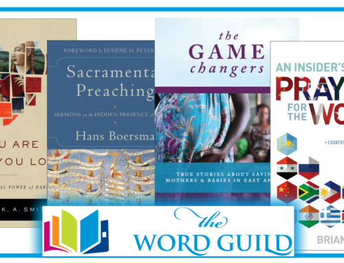 Congratulations, 2017 Word Guild Award Winners!