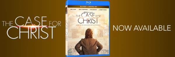 The Case for Christ DVD Now Available