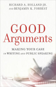 Read-Worthy Reviews - November 1st - Good Arguments