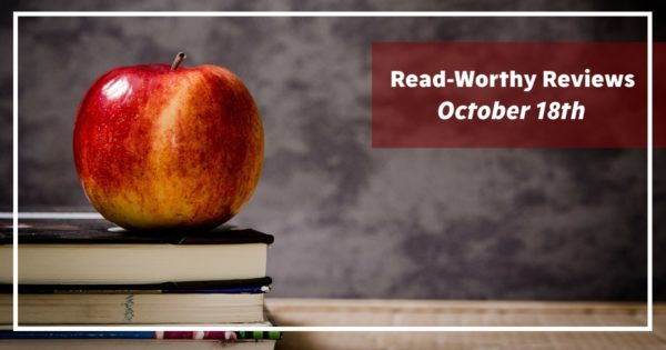 Read-Worthy Reviews - October 18th