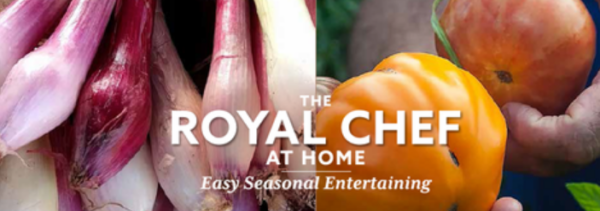 Palace-Worthy Meals Made Easy - The Royal Chef