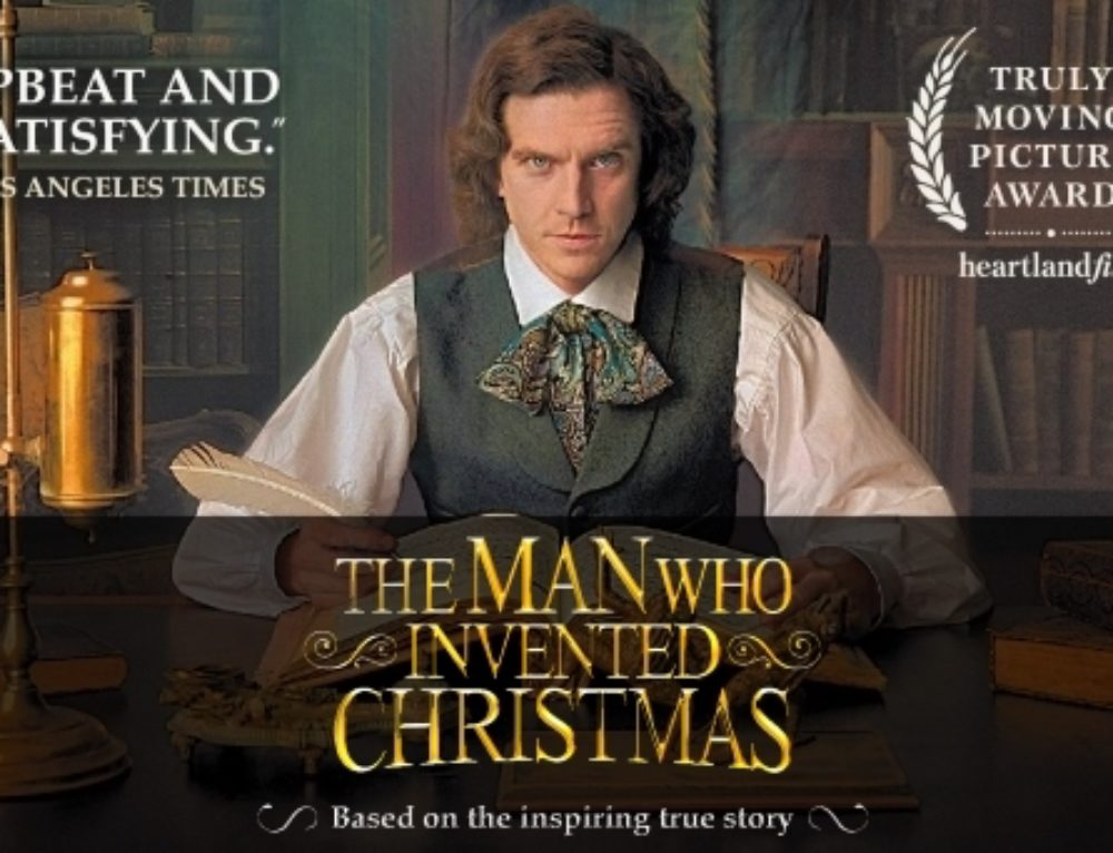 "Congratulations to our latest Spark winners – ""The Man Who Invented Christmas""!"