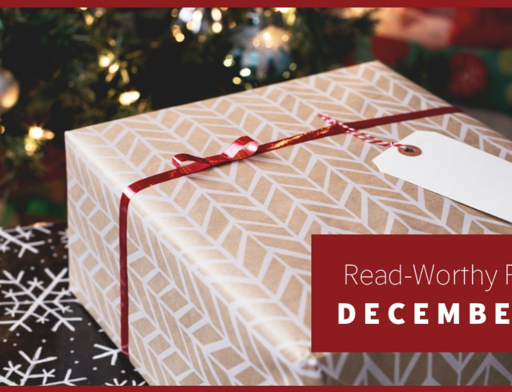 Read-Worthy Reviews – December 7th